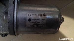 motoras/mecanism stergatoare skoda fabia 2 - imagine 2