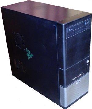 Vand PC AMD Phenom Dual(Quad)-Core 2.20GHz, DDR2 4GB, HDD 240GB - imagine 1