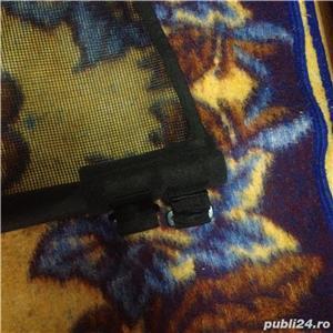 Plasa despartitoare si protectie portbagaj pentru VW Touran - imagine 3