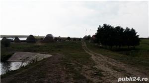 Iazuri piscicole cu teren in Suceava- ideal pescuit sportiv, afaceri piscicultura, ferma etc - imagine 2