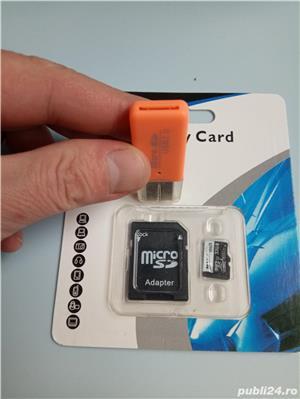 Micro sd Verbatim 32Gb (class 10 premium +)+adaptor+cititor card usb2.0 - imagine 2
