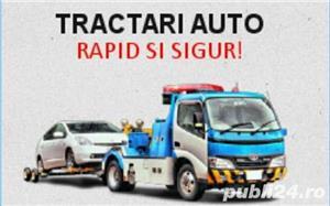 Transport Persoane , Colete si Tractari Auto  - imagine 2