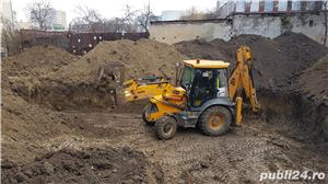 Inchiriez buldoexcavator bobcat miniexcavator - imagine 9