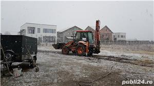 Inchiriez buldoexcavator bobcat miniexcavator - imagine 5