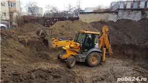 Inchiriez buldoexcavator bobcat miniexcavator - imagine 4
