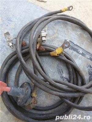 Vand cabluri guvernare + cabluri alimentare cu intrerupator general - imagine 7