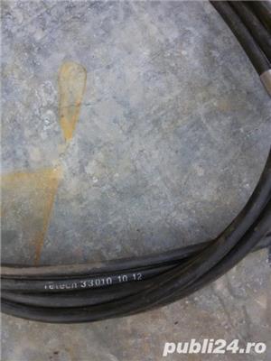 Vand cabluri guvernare + cabluri alimentare cu intrerupator general - imagine 2