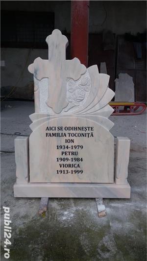 Monumente funerare, cruci marmura de la 750 lei! - imagine 3