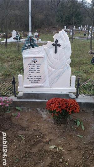 Monumente funerare, cruci marmura de la 750 lei! - imagine 4
