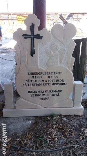 Monumente funerare, cruci marmura de la 750 lei! - imagine 7