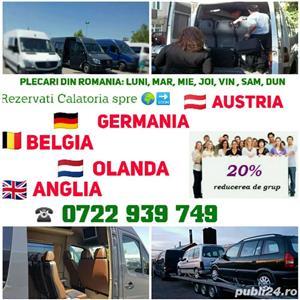 Transport Persoane , Colete si Tractari Auto  - imagine 1