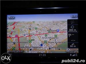Update Harti Navigatie Audi MMI G A4 A5 A6 A8 Q Q5 Q7 HDD DVD - imagine 3