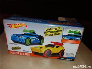 Hot Wheels Master Blaster: masinuta Sting Rod II - imagine 2