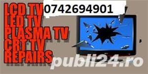 Reparatii tv, televizoare clasice(cu tub),LCD-tv,plasme,LED-tv,etc-la client in mun. Iasi - imagine 2
