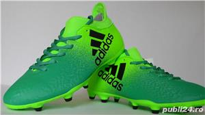0103f3725fec ... Ghete fotbal crampoane NOI Adidas X 16