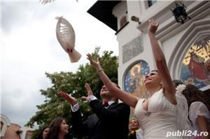Porumbei pentru nunti  botezuri evenimente speciale din viata dumneavoastra - imagine 6