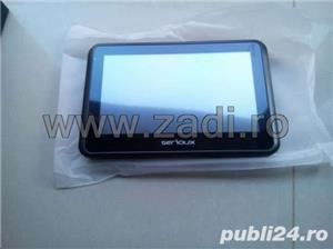 "GPS Serioux-ecran 4.3""-garantie 3 ani / iGO Primo - harti toata europa - imagine 6"