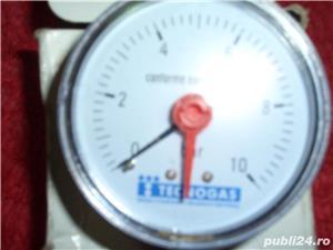 Manometru Presiune 10 bari nou (schimb) - imagine 1