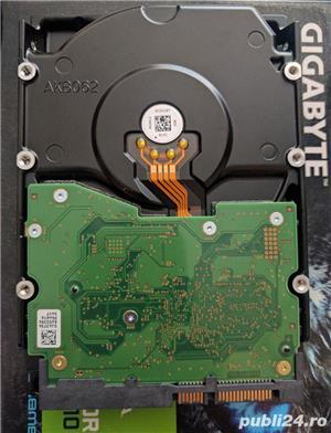 Hard disk 4TB Hitachi 128MB 7200rpm nou 3.5 Server PC Desktop NAS DVR hdd nou 4TB - imagine 2