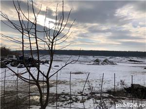 Vand 6 ha teren intravilan la 50 m de DN 29 dupa Service Apetrans Hudum spre Ipotesti - imagine 1