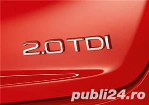 Emblema Audi 2.0 TD,3.0 TDI - imagine 2