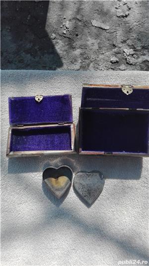 Set cutii os si argintata - imagine 3