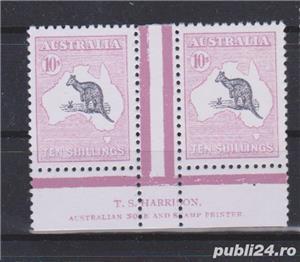 timbre rara Australia - imagine 1