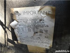Radio pe lampi cu pickup(patefon) Marconi 344 - imagine 4