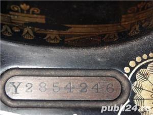 Masina de cusut Singer - imagine 3