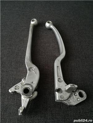 Manete originale ambreiaj + frana Suzuki GSXR K1 - imagine 4