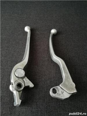 Manete originale ambreiaj + frana Suzuki GSXR K1 - imagine 3