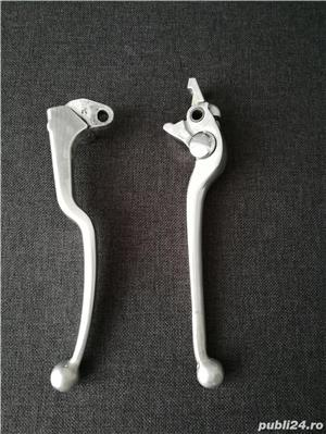 Manete originale ambreiaj + frana Suzuki GSXR K1 - imagine 1