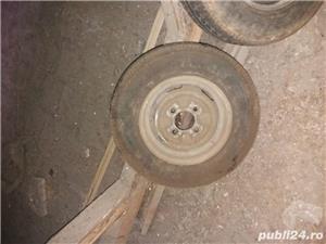 Jante+cauciucuri R12 - imagine 2