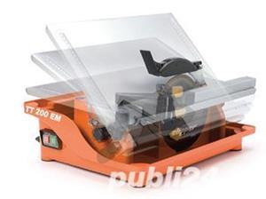 Masina de taiat gresie- faianta TT200 EM, Norton Clipper - imagine 3