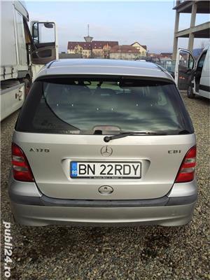 Mercedes-benz A 170 - imagine 7