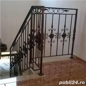 Reparam si executam porti, garduri scari, copertine, gratii si alte confectii metalice in Timisoara. - imagine 3