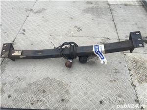 Carlig remorcare Mitsubishi pajero - imagine 3