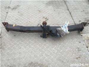 Carlig remorcare Mitsubishi pajero - imagine 2