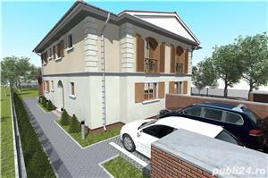 1/2 duplex la cheie proiect deosebit strada Stefan Luchian - imagine 5