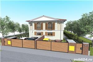 1/2 duplex la cheie proiect deosebit strada Stefan Luchian - imagine 2
