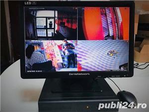 Kit supraveghere video 12v wireless profesional Full HD, hard inclus - imagine 2