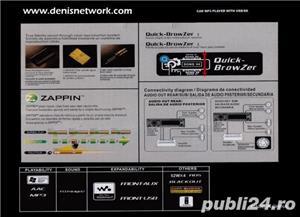 Radio / Casetofon auto mp3 cu USB, 52wx4 - imagine 5