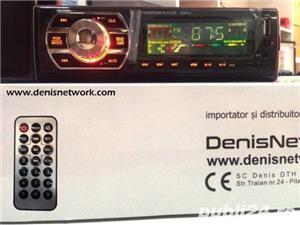 Radio / Casetofon auto mp3 cu USB, 52wx4 - imagine 2