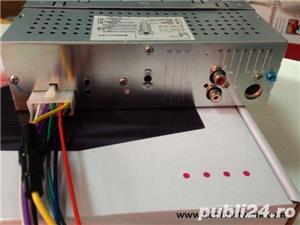Radio / Casetofon auto mp3 cu USB, 52wx4 - imagine 3