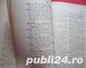 Glosarul cuvintelor romanesti din documentele slavo-romane, Damian P. Bogdan, 1946 - imagine 5