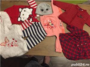 Lot haine bebe,fetite,bluza,camasa,Adidas,Disney - imagine 1