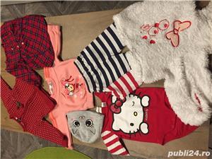 Lot haine bebe,fetite,bluza,camasa,Adidas,Disney - imagine 3