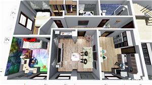 Apartamente noi de vanzare Vest-Somes ( receptie finala facuta )  - imagine 3