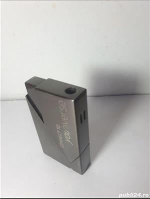 Bricheta metalica quartz / antivant branduita Kent - imagine 2