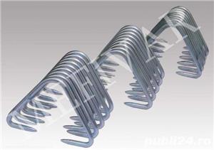 Agrafe pentru imbinarea benzilor transportoare de cauciuc tip CICLON - imagine 5
